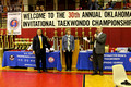 30th Annual Oklahoma Invitational Taekwondo Championship.